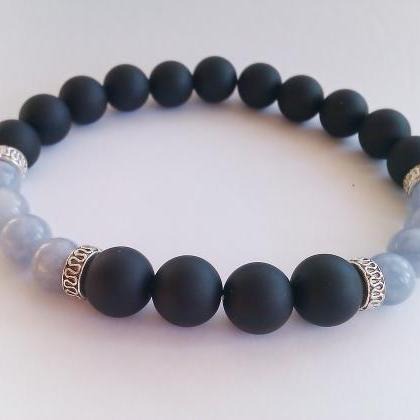 Men's Bracelet,Gift for Him,Boyfrie..