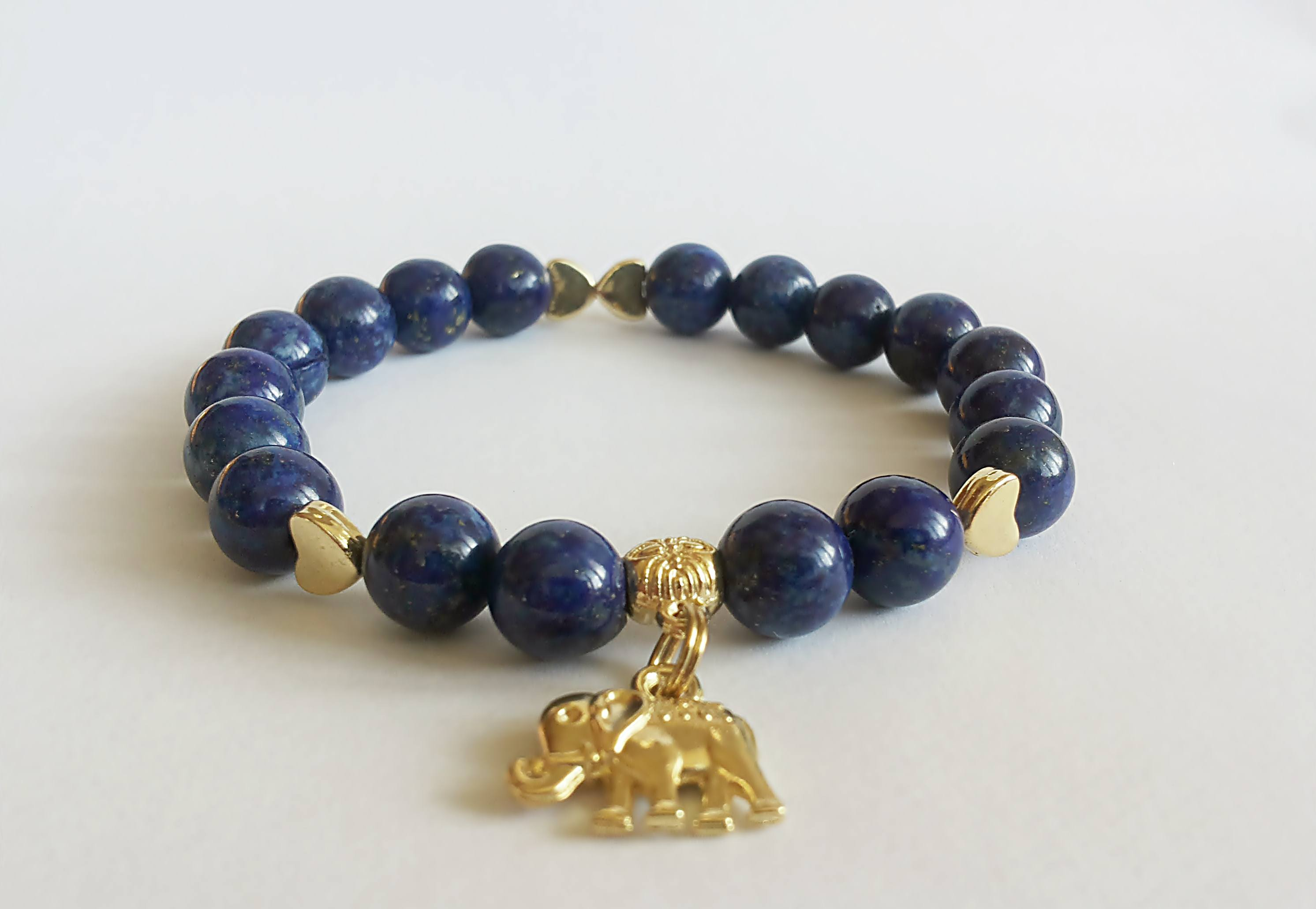 Blue Lapis Bracelet Stress Relief